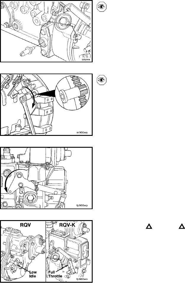 Fuel Injection Pump, In-Line, Spill Port Timing (005-013